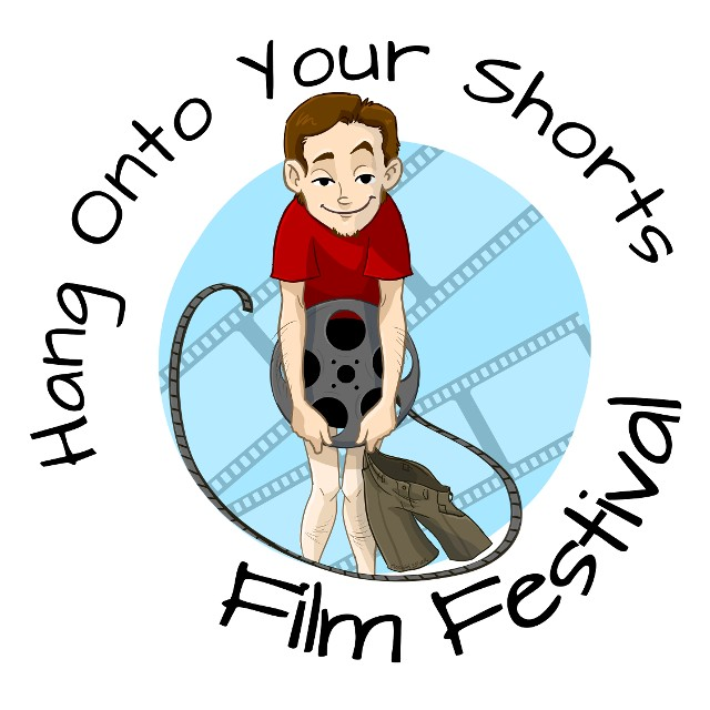 Hang Onto Your Shorts Film Festival Logo